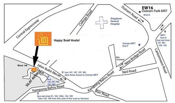 Image for: Happy Snail Hostel