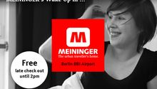 Image For: MEININGER Hotel Berlin Airport