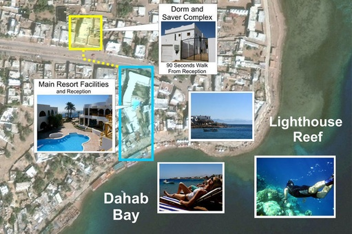 Image for: Dahab Dorms