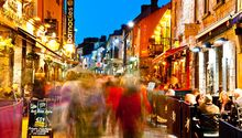 Image For: Barnacles Quay Street Galway City